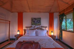 Gorilla Closeup Lodge, Chaty v prírode  Kisoro - big - 108