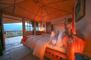 Gorilla Closeup Lodge, Chaty v prírode  Kisoro - big - 107