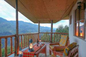 Gorilla Closeup Lodge, Chaty v prírode  Kisoro - big - 105