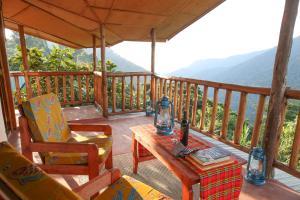 Gorilla Closeup Lodge, Chaty v prírode  Kisoro - big - 104