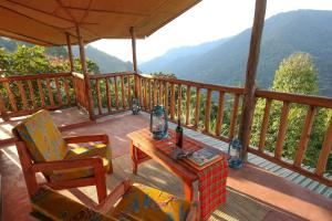 Gorilla Closeup Lodge, Chaty v prírode  Kisoro - big - 102
