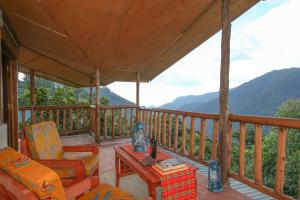 Gorilla Closeup Lodge, Chaty v prírode  Kisoro - big - 116