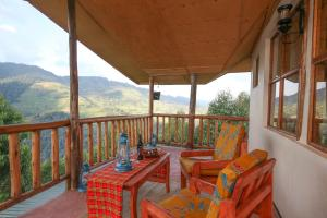 Gorilla Closeup Lodge, Chaty v prírode  Kisoro - big - 86