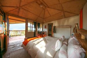 Gorilla Closeup Lodge, Chaty v prírode  Kisoro - big - 83