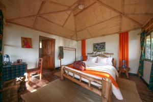 Gorilla Closeup Lodge, Chaty v prírode  Kisoro - big - 82