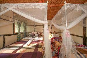 Gorilla Closeup Lodge, Chaty v prírode  Kisoro - big - 80