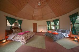 Gorilla Closeup Lodge, Chaty v prírode  Kisoro - big - 81