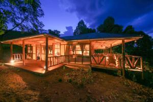 Gorilla Closeup Lodge, Chaty v prírode  Kisoro - big - 79