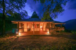 Gorilla Closeup Lodge, Chaty v prírode  Kisoro - big - 110