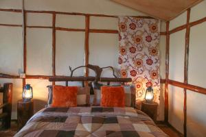 Gorilla Closeup Lodge, Chaty v prírode  Kisoro - big - 46