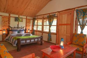 Gorilla Closeup Lodge, Chaty v prírode  Kisoro - big - 62