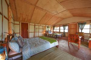Gorilla Closeup Lodge, Chaty v prírode  Kisoro - big - 61