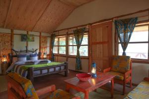Gorilla Closeup Lodge, Chaty v prírode  Kisoro - big - 60