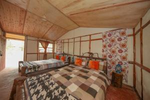 Gorilla Closeup Lodge, Chaty v prírode  Kisoro - big - 41