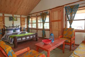 Gorilla Closeup Lodge, Chaty v prírode  Kisoro - big - 55