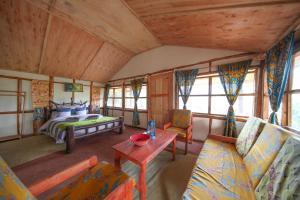 Gorilla Closeup Lodge, Chaty v prírode  Kisoro - big - 54