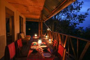 Gorilla Closeup Lodge, Chaty v prírode  Kisoro - big - 52