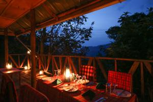 Gorilla Closeup Lodge, Chaty v prírode  Kisoro - big - 51