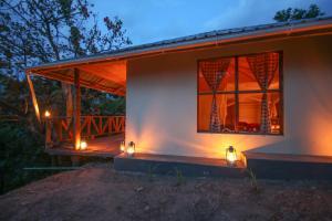 Gorilla Closeup Lodge, Chaty v prírode  Kisoro - big - 59