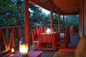 Gorilla Closeup Lodge, Chaty v prírode  Kisoro - big - 10