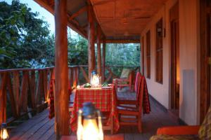 Gorilla Closeup Lodge, Chaty v prírode  Kisoro - big - 15