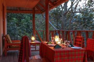 Gorilla Closeup Lodge, Chaty v prírode  Kisoro - big - 11