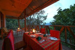 Gorilla Closeup Lodge, Chaty v prírode  Kisoro - big - 8