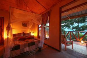 Gorilla Closeup Lodge, Chaty v prírode  Kisoro - big - 77
