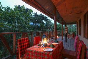 Gorilla Closeup Lodge, Chaty v prírode  Kisoro - big - 75