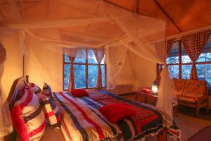 Gorilla Closeup Lodge, Chaty v prírode  Kisoro - big - 74
