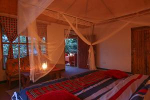Gorilla Closeup Lodge, Chaty v prírode  Kisoro - big - 73