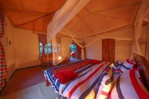 Gorilla Closeup Lodge, Chaty v prírode  Kisoro - big - 72