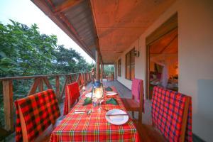 Gorilla Closeup Lodge, Chaty v prírode  Kisoro - big - 70