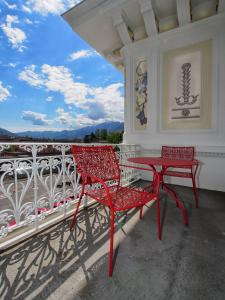 Hotel Rio Garni, Hotely  Locarno - big - 23