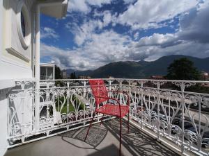 Hotel Rio Garni, Hotely  Locarno - big - 24