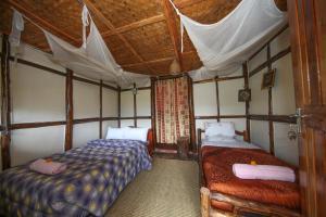 Gorilla Closeup Lodge, Chaty v prírode  Kisoro - big - 16