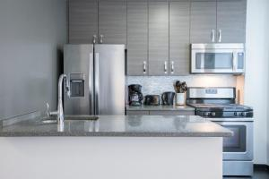 Luxury 2 Bedrooms Apartment Murray Hill, Apartmány  New York - big - 52