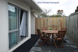Rose Apartments Unit 2 Central Rotorua- Accommodation & Spa, Апартаменты  Роторуа - big - 12
