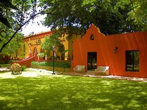 Hacienda Misné, Hotely  Mérida - big - 39