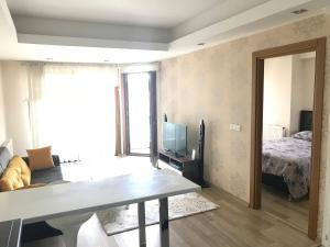 Garden residence suite, Апартаменты  Эсеньюрт - big - 26