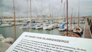 Noordzee 23, Apartmány  Blankenberge - big - 9