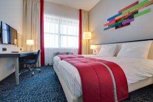 Park Inn by Radisson Amsterdam Airport Schiphol, Hotely  Schiphol - big - 17