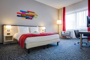 Park Inn by Radisson Amsterdam Airport Schiphol, Hotely  Schiphol - big - 2