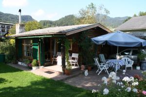 Haus am Schilift, Chalets  Sankt Gilgen - big - 3