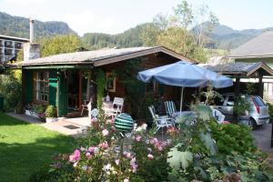 Haus am Schilift, Chalets  Sankt Gilgen - big - 2