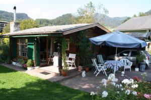 Haus am Schilift, Chalets  Sankt Gilgen - big - 4