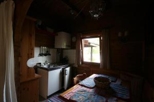 Haus am Schilift, Chalets  Sankt Gilgen - big - 7