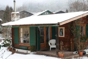 Haus am Schilift, Chalets  Sankt Gilgen - big - 12