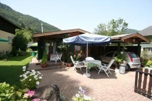 Haus am Schilift, Chalets  Sankt Gilgen - big - 13