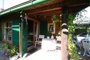 Haus am Schilift, Chalets  Sankt Gilgen - big - 14